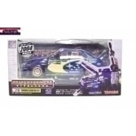 Transformers BT-07 Binaltech Smokescreen GT PRE-OWNED