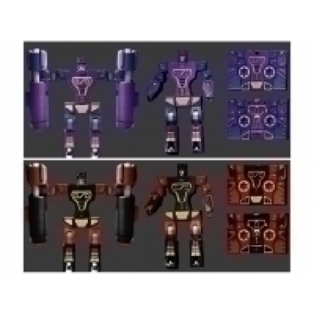 BTS Toys Minions Series A - Tremor & Frequenzy