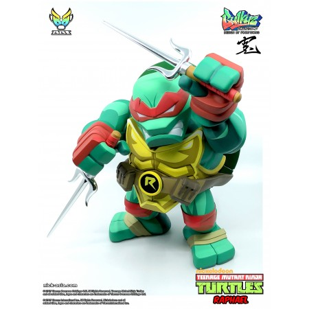 Teenage Mutant Ninja Turtles Bulkyz Collection Raphael