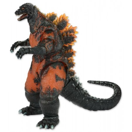 NECA Burning Godzilla 6 Inch Action Figure