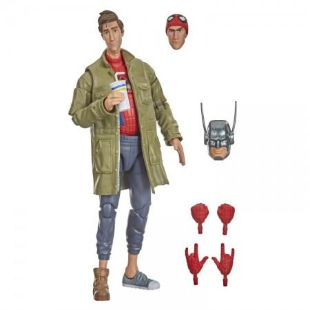 Marvel Legends Into the Spiderverse Peter B Parker