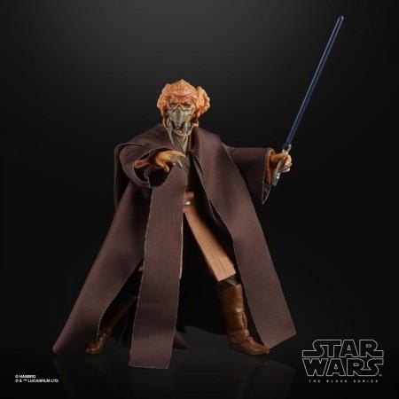 Star Wars Black Series Plo Koon Action Figure