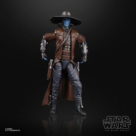 Star Wars The Black Series Cad Bane Clone Wars Action Figure