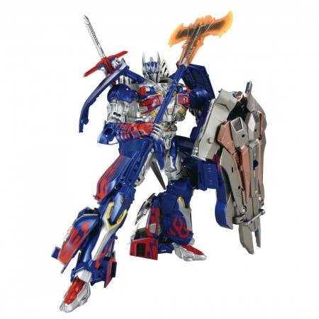 BRAND NEW - Transformers The Last Knight TLK-15 Caliber Optimus Prime