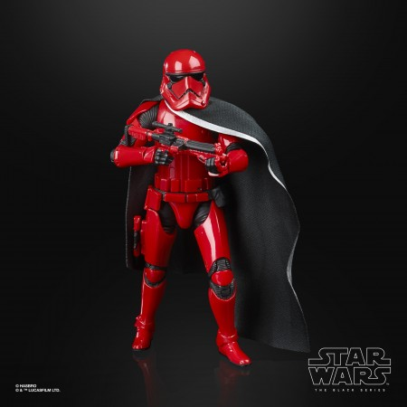 Star Wars Black Series Galaxy's Edge Captain Cardinal Action Figure