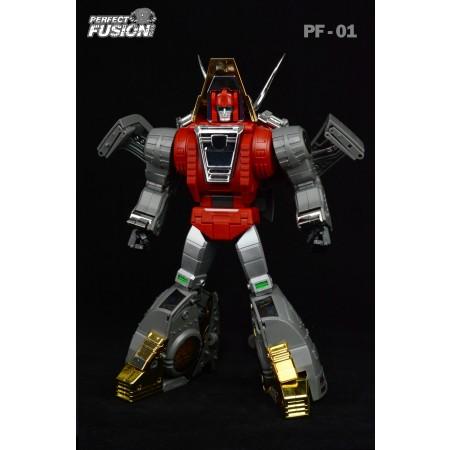Perfect Fusion PF-01 Cesium