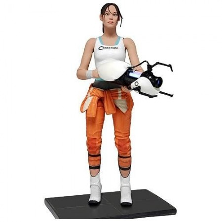 NECA Portal Chell 7 Inch Action Figure