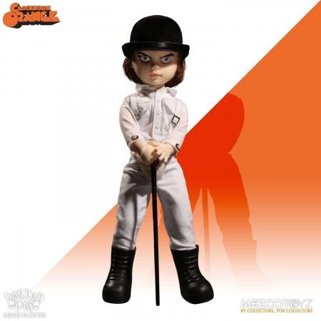 Va mezcando Living Dead Dolls un mecanismo Alex naranja
