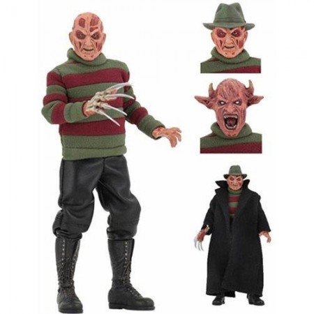 NECA Retro Clothed A New Nightmare Freddy 8 Inch Action Figure