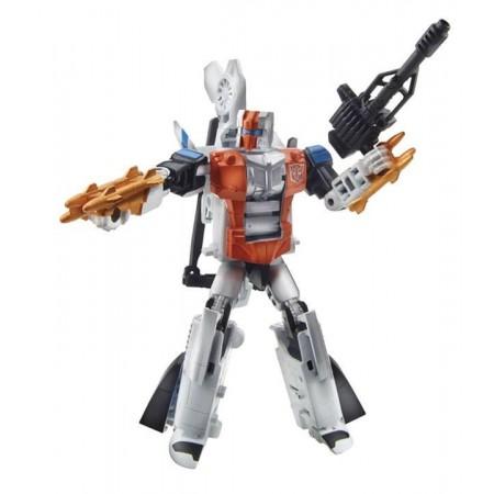 Transformers Combiner Wars Deluxe Alpha Bravo ( Slingshot )