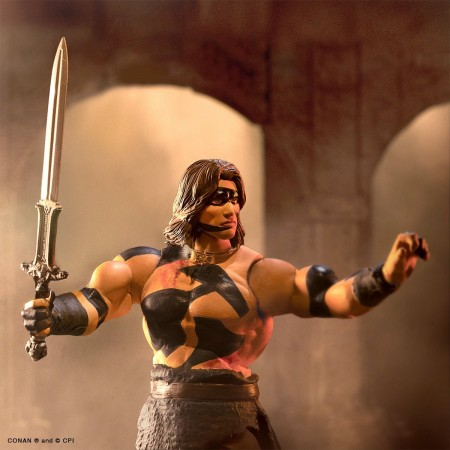 Super7 War Paint Conan