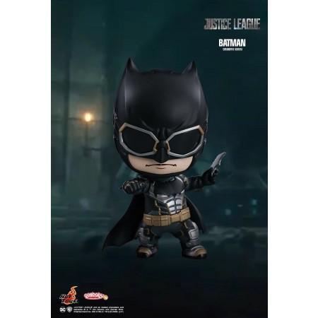Liga de justicia Batman de Hot Toys Cosbaby