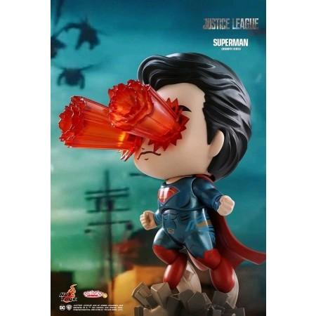 Hot Toys Cosbaby de Superman de la Liga de justicia