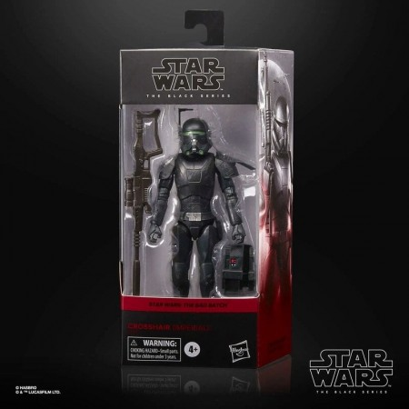 Star Wars The Black Series Bad Batch Crosshair ( Imperial Armour )