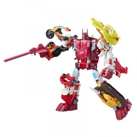Transformers Combiner Wars Computron & Scrounge