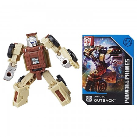 Transformers Power Of The Primes legends Outback