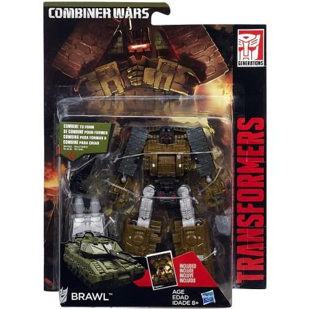 Transformers Combiner Wars Deluxe Brawl