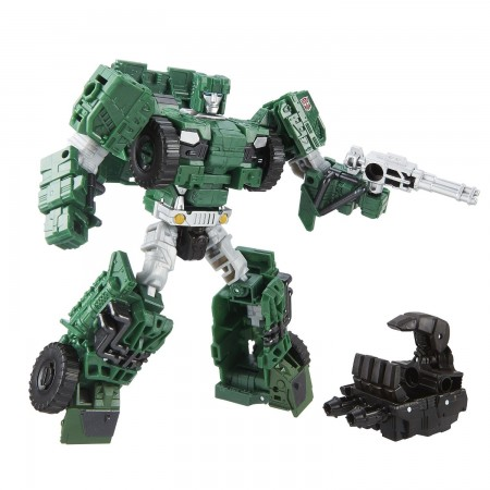 Transformers combinador guerras sabueso Deluxe