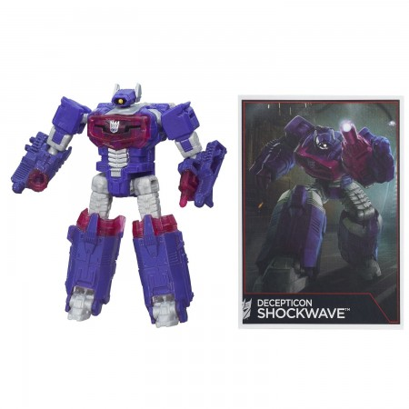 Transformers Combiner Wars Legends Shockwave