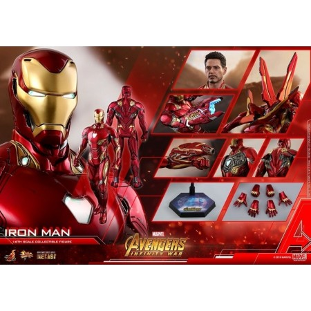 Hot Toys Mark 50 Iron Man