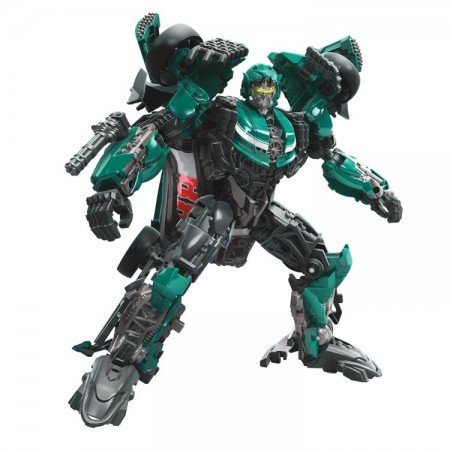 Transformers Studio Series Deluxe 58 Roadbuster Action Figure