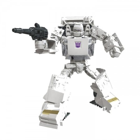 Transformers War For Cybertron Earthrise Deluxe Runamuck