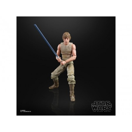 Star Wars 40th Anniversary Black Series Luke Skywalker ( Dagobah )