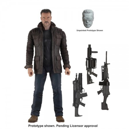 NECA Terminator Dark Fate T-800 Action Figure