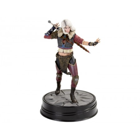 The Witcher 3 Wild Hunt Ciri 2nd Edition Dark Horse Action Figure