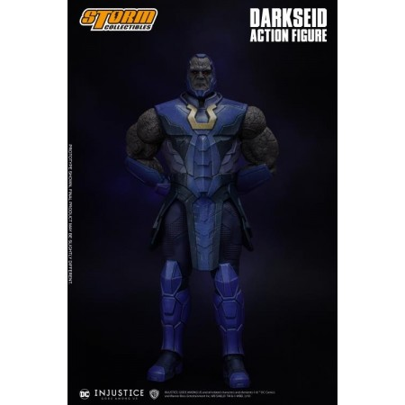 Injustice: Gods Among Us Darkseid 1/12 Scale Storm Collectibles Figure