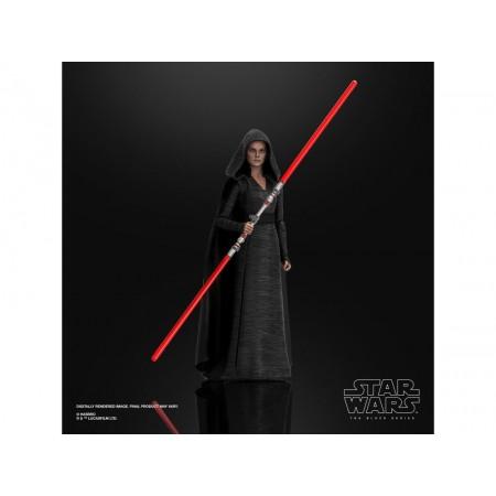 Star Wars The Black Series Dark Side Rey 6 Inch Action Figure