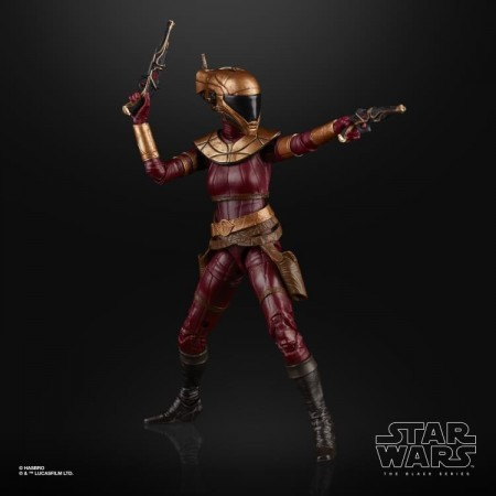 Star Wars Black Series Zorii Bliss Rise Of Skywalker 6 Inch Action Figure