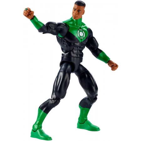 DC Multiverse Wave 11 Green Lantern John Stewart Batman Ninja Action Figure