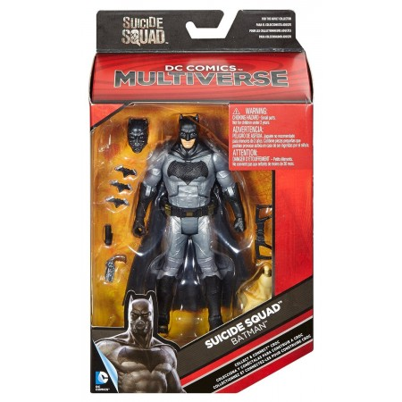 DC Comics multiverso suicidio Escuadrón Batman