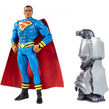 DC Multiverse Earth 23 Superman & Justice Buster Part