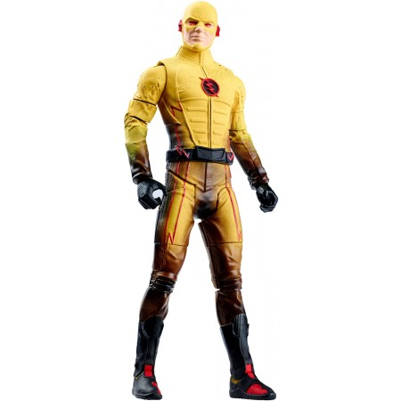 DC Multiverse The Flash Reverse Flash & Justice Buster Part