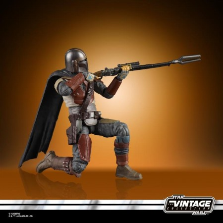 Star Wars The Vintage Collection The Mandalorian 3.75 Inch Action Figure