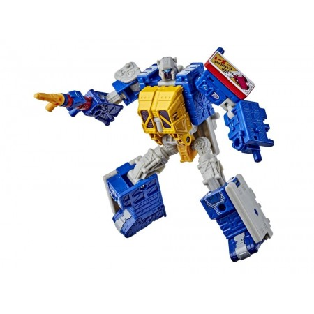 Transformers Generations Selects Greasepit Deluxe Action Figure