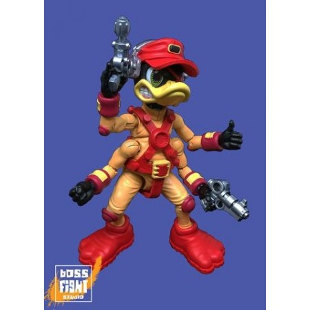 BUCKY O'HARE WAVE 2 DEADEYE DUCK