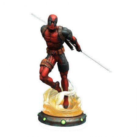 Diamond Select Marvel Gallery Deadpool PVC Statue