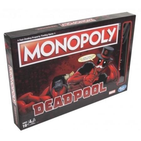 Hasbro Deadpool Monopoly
