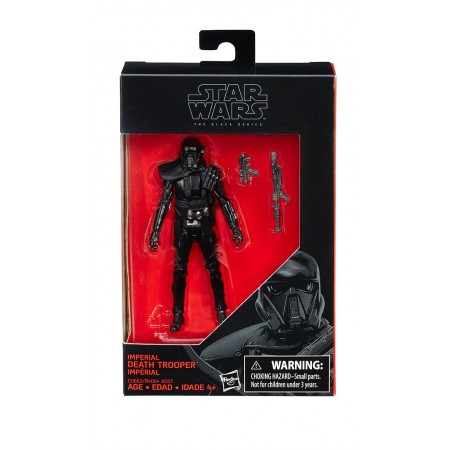 Star Wars Black Series Rogue One Death Trooper 3.75 Inch