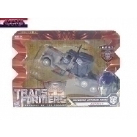 ROTF Defender Optimus Prime PRE-OWNED MIB
