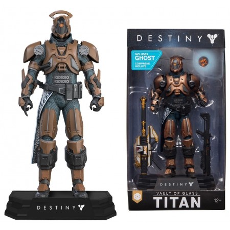 McFarlane Colour Tops Destiny Vault of Glass Titan Figure