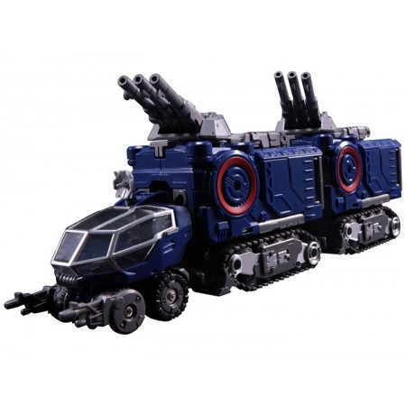 Diaclone Reboot DA-19 Big Powered GV Land Battle Cruiser
