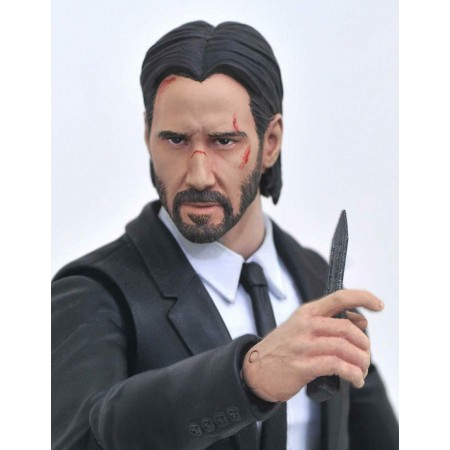 Diamond Select John Wick Deluxe Action Figure