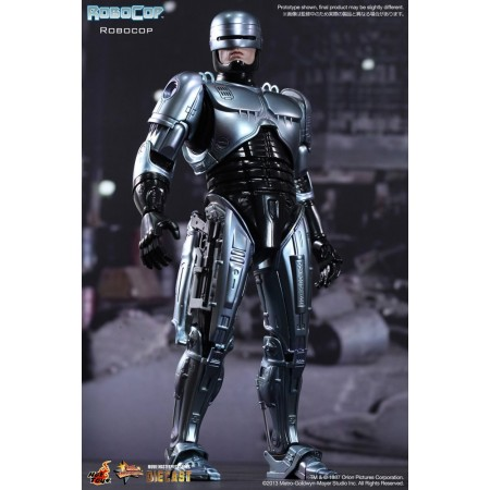 Hot Toys Robocop Diecast 1/6th Scale Action Figure
