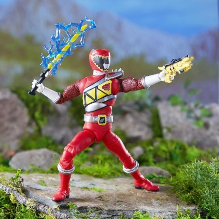 Hasbro Power Rangers Wave 1 Dino Charge Red Ranger
