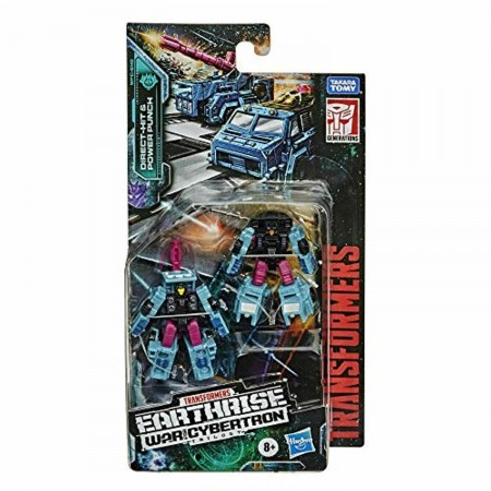 Transformers War For Cybertron Siege Direct-Hit and Power Punch Micromaster 2 Pack