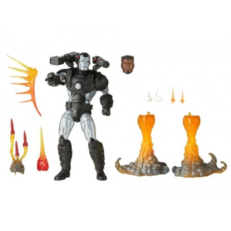 Marvel Legends Deluxe War Machine Action Figure